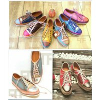 Nice Shoes Made in Thailand All Leather Nyaman Dipakai