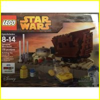 LEGO Star Wars - FANEXPO2015-1: Tatooine Mini Build
