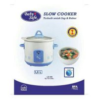 babu safe slow cooker
