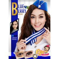 Softlens EyeBerry BLUEBERRY / Soft Lens Eye berry BLUE BERRY / Eyebery