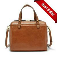 Best leather women bag - Cokelat Muda