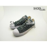 Sepatu Converse All Star CT2 LOW GREY REAL PIC High Quality