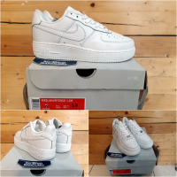 Sneakers Women Nike Air force 1 Low Full White Premium BNIB