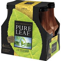 [macyskorea] Pure Leaf Iced Tea, Lemon, Sweetened, Real Brewed Tea, 18.5 Ounce Bottles (Pa/8900890