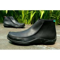 Kickers Ninja Safety - Hitam, 43