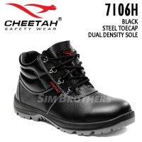 Sepatu Safety Shoes Cheetah 7106H