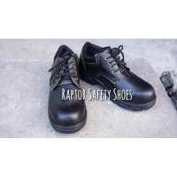 prime safety shoes - Hitam, 38