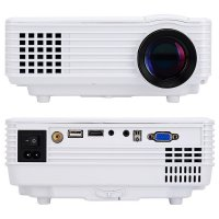 PROMO Proyektor RD 805 Mini LED Projector TV Home Theater Presentasi