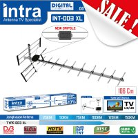 Antena TV Outdoor INTRA FOR LCD & LED TV