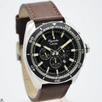 Jam Tangan Pria Alexandre Christie AC 6472 Leather Best Seller #1