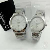 Promotion...!!! Jam Tangan Couple Alexandre Christie Stainless #1