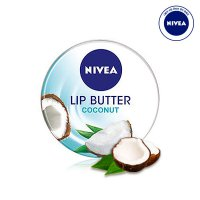 NIVEA Lip Care Lip Butter Coconut 16.7g / lip balm /