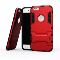Case Iphone 5 5s 5g 5se 5c hybrid Transformer Robot IronMan Iron Man
