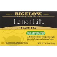 [macyskorea] Bigelow Tea Bigelow Lemon Lift Decaffeinated Black Tea 20 ea ( Pack of 6)/4393034