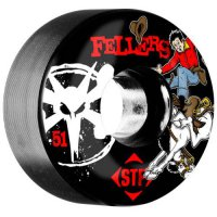 [macyskorea] Skate One BONES Wheels Fellers Bronco Wheels, Black, 53mm/4981705