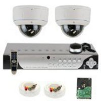 [macyskorea] GW Security Inc GW Security High End 4 Channel CCTV DVR Surveillance Security/9127727