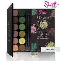 SLEEK I-DIVINE EYESHADOW PALETTE GARDEN OF EDEN