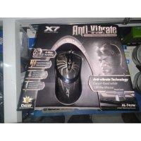 Mouse gaming game macro makro A4tech X7 747 Spider