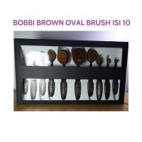 [Platinum] [ isi 10 kuas ] Bobbi Brown Multipurpose Oval Make Up Brush 10 in 1