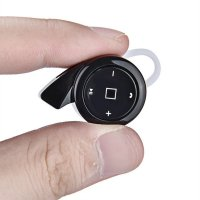(Dijamin) Mini Headset Wireless Bluetooth 4.0 - A8