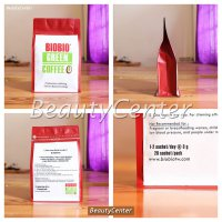 (Recommended) BIO BIO GREEN COFFEE / Slimming Coffee / Sangat Efektif