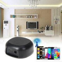 [globalbuy] Brand New Wireless Bluetooth Receiver A2DP 3.5mm Stereo Audio Music Dongle Blu/3693255