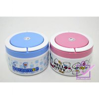 Rantang Susun 1 Tingkat Stainless Steel / Lunch Box Karakter