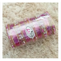 gelang india anak pink by laila baju india