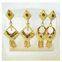 anting india pinl gold