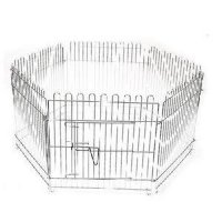 [Precious puppies] ◆ Durable chrome 06 each fence (on) ◆ cheoljang dog / kennel ◆ ◆ Pet Cage /