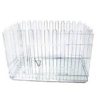 [Precious puppies] ◆ ◆ Safe and sturdy chrome 04 each fence cheoljang dog / kennel ◆ ◆ Pet Cage /