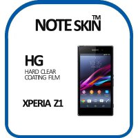 Notes Skin High Gloss Screen Protectors Sony Xperia Z1