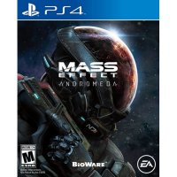[Murah] PS4 MASS EFFECT ANDROMEDA (Region 3/Asia/English)
