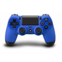 [Limited] PS4 DUALSHOCK 4 WIRELESS CONTROLLER BLUE (NEW MODEL)