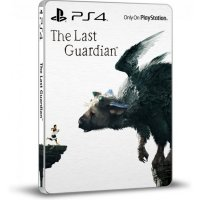 (Dijamin) PS4 THE LAST GUARDIAN LIMITED EDITION STEELBOOK (Region 3/Asia/Eng)
