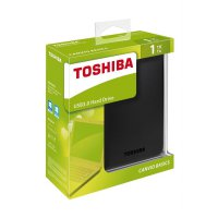 HDD External TOSHIBA Canvio Basic 3.0 Portable HDD / Harddisk