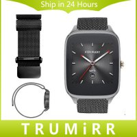 Asus zenwatch 2 / Samsung Gear S3 Frontier/Classic 22mm Milanese strap