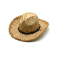 Zodiac Clothing rush beach beach hat straw hat cowboy hat