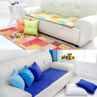 [Free Delivery] Sofa bed / sofa / couch / cover / rug / superfine fibres / on sale /