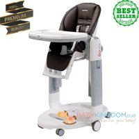 [Dijamin] Peg Perego Tatamia High Chair - Cacao