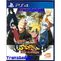 [Sony PS4] Naruto Shippuden: Ultimate Ninja Storm 4 - Road to Boruto (R3)