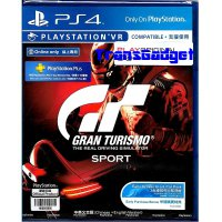 [Sony PlayStation PS4] Gran Turismo Sport (R3)