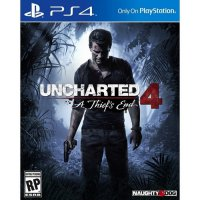 [Platinum] PS4 UNCHARTED 4: A THIEF'S END (Region 3/Asia/English)