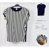 Just Mom Baju menyusui Odessa Stripe OD114