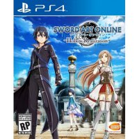 [Diskon] PS4 SWORD ART ONLINE: HOLLOW REALIZATION (Region 3/Asia/English)