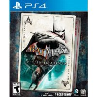 [Diskon] PS4 BATMAN: RETURN TO ARKHAM (Region 3/Asia/English)