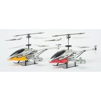 RC Helicopter HX705 Body Alloy Model 4Channel Infrared Control