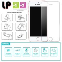 LP HD Tempered Glass iPhone 5 - 5S - SE