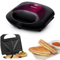 Sharp Sandwich Toaster-KZS-80LP(K)-Ungu