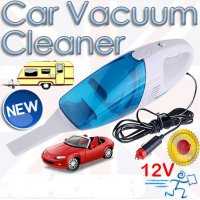 High Power Vacuum Cleaner Portable / Penyedot Debu untuk Mobil / Portable Car Vacuum Cleaner